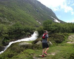 Auf dem Weg zum Gotthardpass